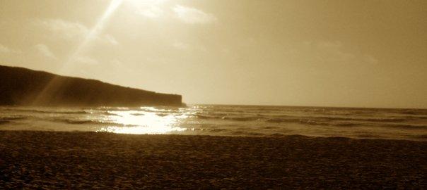 Amoreira Beach near Aljezur
